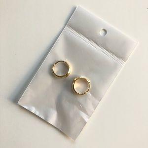 [Free] Mini Hoop Earrings